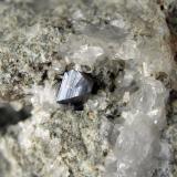 Anatase Twll Maen Grisial, Prenteg, Gwynedd, Wales, UK crystal 4mm (Author: ian jones)