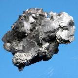 Arsenopyrite Chifeng, Neimenggu, Inner Mongolia, China 6.0 x 5.5 cm (Author: Don Lum)