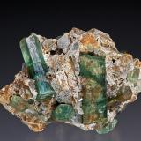 Beryl (var emerald) Torrington, Clive Co., New South Wales, Australia 5.1 x 4.2 cm (Author: am mizunaka)