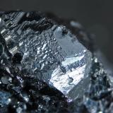 Miargyrite San Jose mine, San Jose del Progreso, Oaxaca, Mexico FOV 1 cm. (Author: Cesar M. Salvan)
