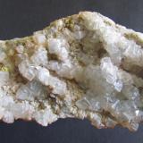 Fluorite Komshejeh Mine (Komshecheh Mine), Komshejeh (Komshecheh), Ardestan County, Esfahan Province (Isfahan Province; Aspadana Province), Iran Specimen lenght: 10 cm (Author: h.abbasi)