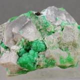 Metavariscita<br />Concesión Utahlite, Utahlite Hill, Lucin, Distrito Lucin, Pilot Range, Utah, USA<br />32x26 mm<br /> (Autor: Juan Espino)