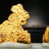 Oro<br />Zona Talarrubias / Casas de Don Pedro, Comarca La Siberia, Badajoz, Extremadura, España<br />2.5 cm<br /> (Autor: yowanni)
