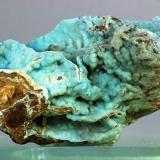 Hemimorfita<br />Provincia Yunnan, China<br />65x38x30 mm.<br /> (Autor: Juan Espino)