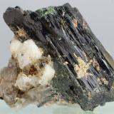 Aegirina<br />Monte Malosa, Distrito Zomba, Malawi<br />25x19 mm<br /> (Autor: Juan Espino)