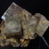 Fluorite<br />Blue Circle Cement Quarry, Eastgate, Weardale, North Pennines Orefield, County Durham, England, United Kingdom<br />45x36x28 mm<br /> (Author: captaincaveman)