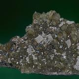 Quartz Naica Mine, Naica, Municipio de Saucillo, Chihuahua, Mexico 15.0 x 8.7 cm (Author: am mizunaka)
