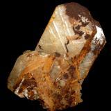 Baryte Herzog August zu Randeck mine, Mulda, Freiberg district, Erzgebirge, Saxony, Germany 9,5 x 7 cm Very large crystals for that mine. (Author: Andreas Gerstenberg)