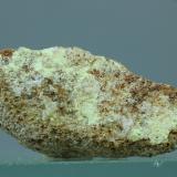 Coconinoita<br />Mina Jomac, White Canyon, Distrito White Canyon, San Juan County, Utah, USA<br />40x30x25 mm<br /> (Autor: Juan Espino)