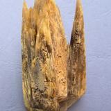 Calcita<br />Cantera Birrity, Arbouet-Sussaute, Pirineos Atlánticos, Nouvelle-Aquitaine, Francia<br />10 x 5 cm.<br /> (Autor: canada)