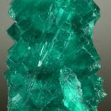 Beryl (var. emerald)<br />Coscuez mining district, Municipio San Pablo de Borbur, Western Emerald Belt, Boyacá Department, Colombia<br />40x26x15mm<br /> (Author: Fiebre Verde)