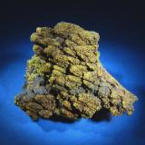Limonita<br />Mines Can Palomeres, Malgrat de Mar, Comarca Maresme, Barcelona, Catalunya, España<br />50x40 mm.<br /> (Autor: Jesus Franquesa Baucells)