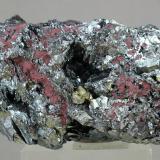Hematites<br />Isla de Elba, Provincia Livorno, Toscana, Italia<br />67x40 mm<br /> (Autor: Juan Espino)