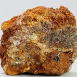 Clorargirita (variedad bromífera)<br />Broken Hill, Condado Yancowinna, Nueva Gales del Sur, Australia<br />30x25 mm<br /> (Autor: Juan Espino)