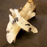 Berilo (variedad goshenita)<br />Monte Erongo, Usakos, Región Erongo, Namibia<br />4cm por 3 cm<br /> (Autor: canada)