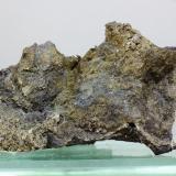 Arsénico<br />Pozo 366, Alberoda, Distrito Schlema-Hartenstein, Erzgebirgskreis, Sajonia/Sachsen, Alemania<br />60x40 mm<br /> (Autor: Juan Espino)