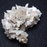 Calcita<br />Mines Can Palomeres, Malgrat de Mar, Comarca Maresme, Barcelona, Catalunya, España<br />6 x 5 x 3 cm<br /> (Autor: karbu8)