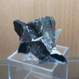 Tetraedrita<br />Zona minera Mundo Nuevo, Mundo Nuevo, Huamachuco, Provincia Sánchez Carrión, Departamento La Libertad, Perú<br />50mm - 36mm - 23mm<br /> (Autor: Pedro Naranjo)