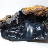 Goethita<br />Mines Can Palomeres, Malgrat de Mar, Comarca Maresme, Barcelona, Catalunya, España<br />11x5cm aprox.<br /> (Autor: heat00)