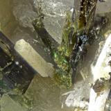 Calcioburbankite<br />Flamboro Quarry, West Flamborough, Hamilton, Wentworth County, Ontario, Canada<br />FOV = 1.2mm<br /> (Author: Doug)