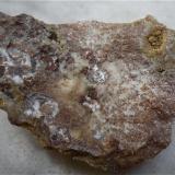 Nódulo de fosforita Guayedra, Gran Canaria, España Ancho de imagen 7 cm (Autor: María Jesús M.)