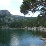 """Laguna Negra, entre los municipios de Vinuesa y Covaleda, Soria, en Castilla y León (España)"""". (Autor: María Jesús M.)"""