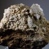 Calcita Mines de Sant Marçal - Montseny - Viladrau - Osona - Girona - Catalunya - España 67 x 50 x 28 mm Colección y Fotografía de Joan Martinez Bruguera (Autor: Joan Martinez Bruguera)