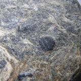 Micaesquisto con cloritoideLaujar de Andarax, Comarca Alpujarra Almeriense, Almería, Andalucía, EspañaCristal de 8x 6 mm. (Autor: prcantos)