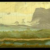 Caliza (variedad paesina)Valdarno, Florencia, Arezzo, Toscana, Italia14 cm (Autor: marco campos-venuti)