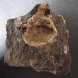 Analcima<br />Montaña Blanca-Pueblo de Agaete, Agaete, Gran Canaria, Provincia de Las Palmas, Canarias, España<br />6 x 6 cm.<br /> (Autor: prcantos)