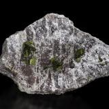 Vesignieite<br />Milpillas Mine, Cuitaca, Municipio Santa Cruz, Sonora, Mexico<br />8 x 5.5 cm<br /> (Author: Peter Megaw)
