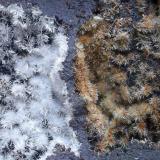 WavellitaPuerto de los Terreros, Sierra del Aljibe, Aliseda, Sierra de San Pedro, Cáceres, Extremadura, España12 x 8 cm (Autor: Cristalino)
