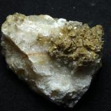 Barita<br />Mines Can Palomeres, Malgrat de Mar, Comarca Maresme, Barcelona, Catalunya, España<br />6 x 4 x 4 cm<br /> (Autor: karbu8)