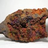 Goethita<br />Mines Can Palomeres, Malgrat de Mar, Comarca Maresme, Barcelona, Catalunya, España<br />9,6 x 6,7 x 4,4 cm<br /> (Autor: heat00)