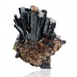 HematiteMina Wessels, Hotazel, Kalahari manganese field (KMF), Provincia Septentrional del Cabo, Sudáfrica7,5x7,5x11,5cm (Author: MIM Museum)