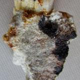 Berilo.<br />Minas de Penouta, Penouta (San Bartolomé), Viana do Bolo, Comarca Viana, Ourense/Orense, Galicia, España<br />7''9 x 6''5 cm.<br /> (Autor: phrancko)