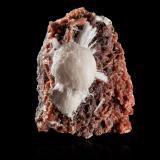 Thomsonite, Natrolite and InesiteMina Wessels, Hotazel, Kalahari manganese field (KMF), Provincia Septentrional del Cabo, Sudáfrica11,0x9,0x7,5cm (Author: MIM Museum)