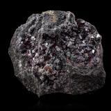 GalkhaiteMina Getchell, Pico Adam, Distrito Potosi, Montes Osgood, Condado Humboldt, Nevada, USA7,5x6,5x4,0cm (Author: MIM Museum)