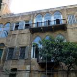 _A typical old Lebanese-style house in central Beirut. (Author: Fiebre Verde)