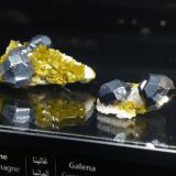 _A special one for Tobi - There are actually 2 Neudorf galena specimens! (Author: Fiebre Verde)