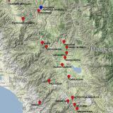 _Localización geográfica de la mina HuanzaláMina Huanzala, Distrito Huallanca, Provincia Dos de Mayo, Departamento Huánuco, Perú (Autor: Carles Millan)