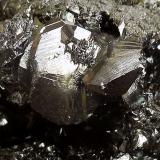 Hematites<br />Rio Marina, Isla de Elba, Provincia Livorno, Toscana, Italia<br />Encuadre de la fotografía 25 mm.<br /> (Autor: Rafael Galiana)