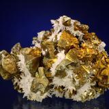 Chalcopyrite<br />Arsenic Mine, Unterer Rotgülden See, Rotgülden, Lungau, Salzburg, Austria<br />50 mm<br /> (Author: Gerhard Brandstetter)