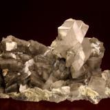 Dolomite<br />Magnesite deposit, Sunk, Niedere Tauern, Styria/Steiermark, Austria<br />95 mm<br /> (Author: Gerhard Brandstetter)